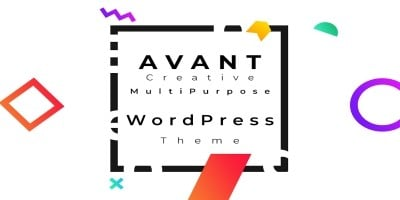 Avant  - Multipurpose Responsive WordPress Theme