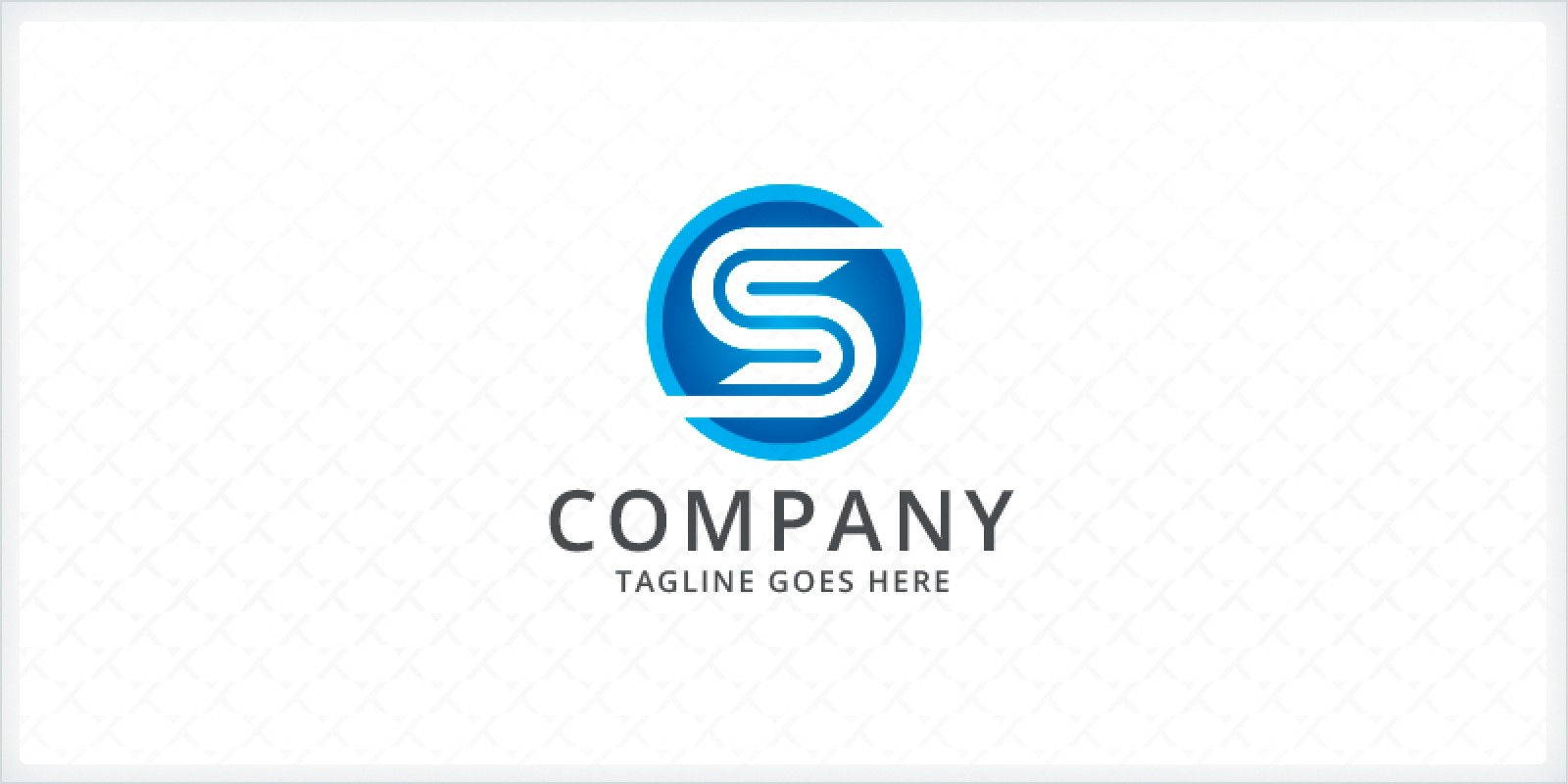 Letter S or SS Logo