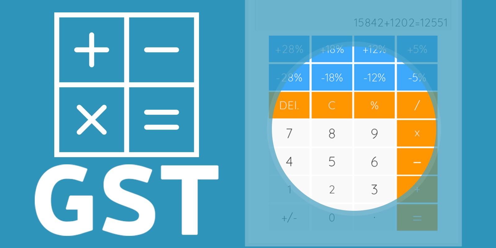 Advance GST Calculator Android