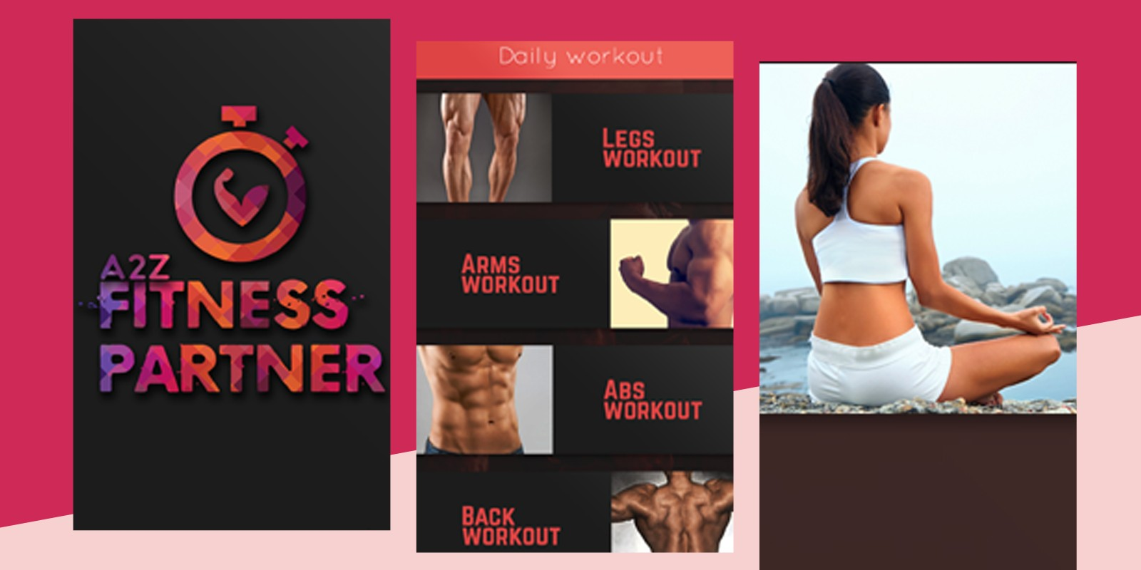 A2z Fitness Partner - Android App