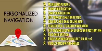 Personalized Navigation PHP Script