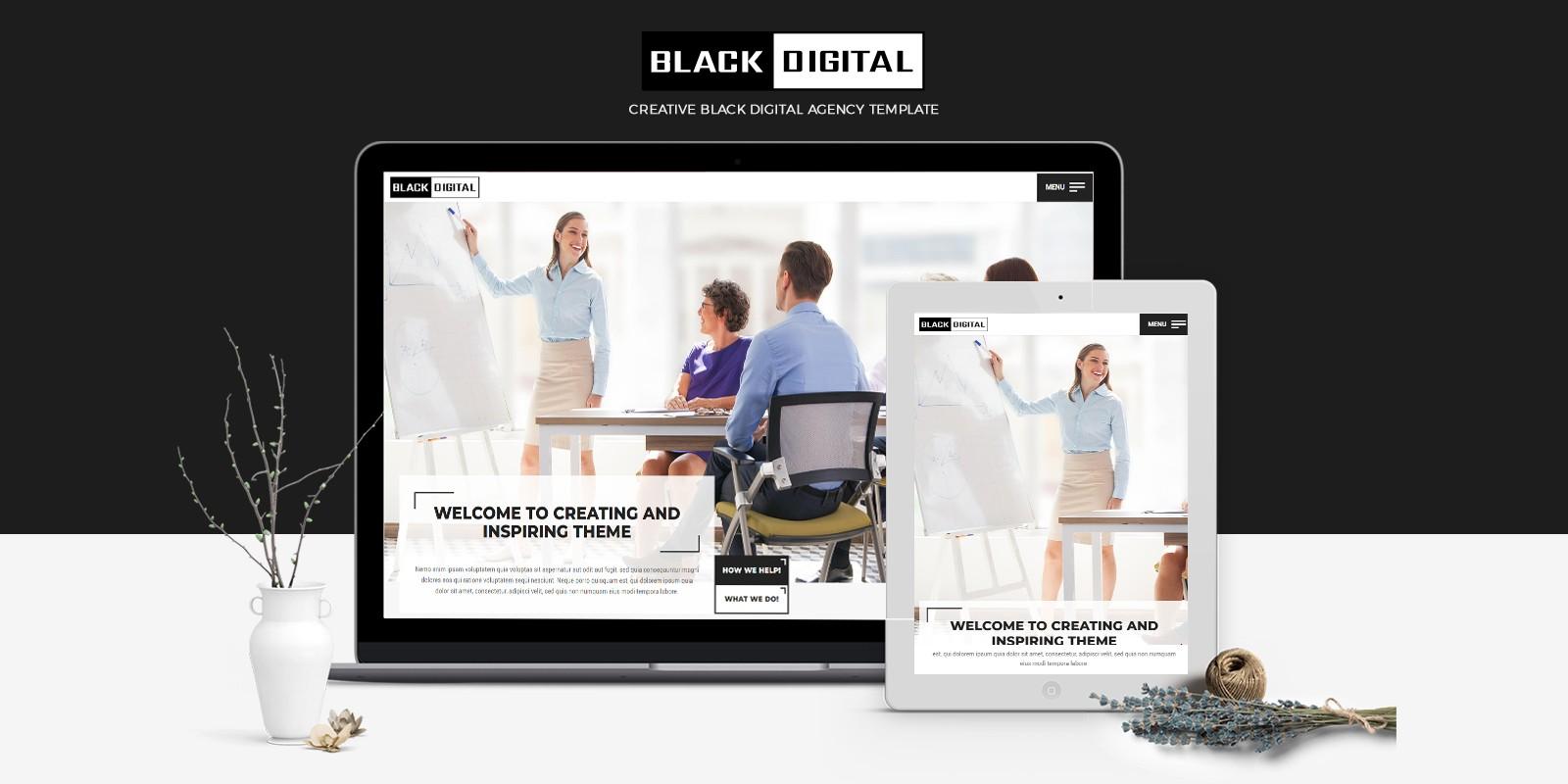 Black Digital - Creative Multipurpose Agency
