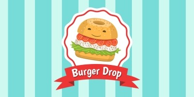 Burger Drop Buildbox Template