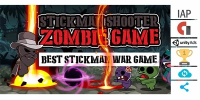 Stickman Shooter – Complete Unity Project