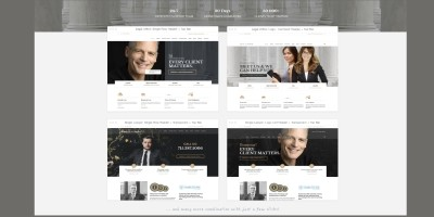 Justicea WordPress Theme
