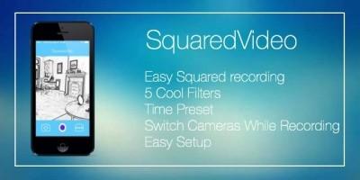 SquaredVideo - iOS Video Recording App Source Code