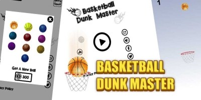 Basketball Dunk Master Android Source Code
