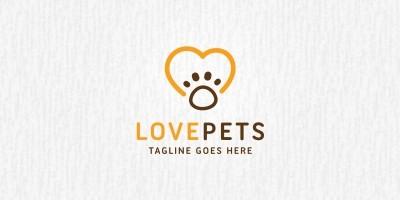 Love Pets Logo