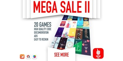 20 iOS Games Bundle