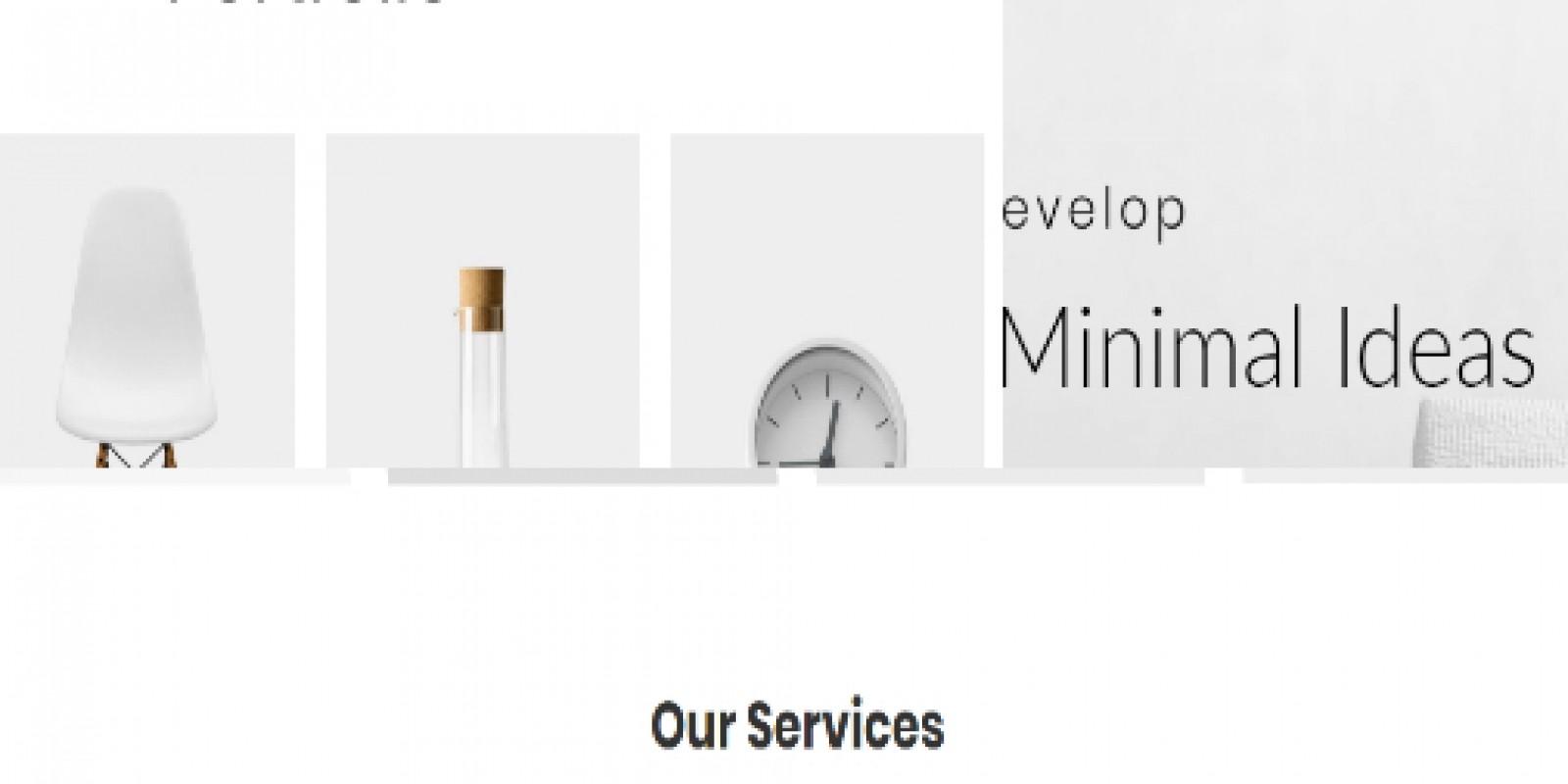Dreamt - Minimal Portfolio HTML Template