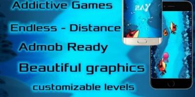 5 Buildbox Templates Full Game Pack