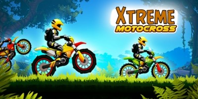 Xtreme Motocross Race Buildbox