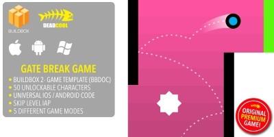 Gate Break - BuildBox Game Template