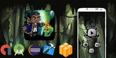 Black Zombie Nero - Template Buildbox