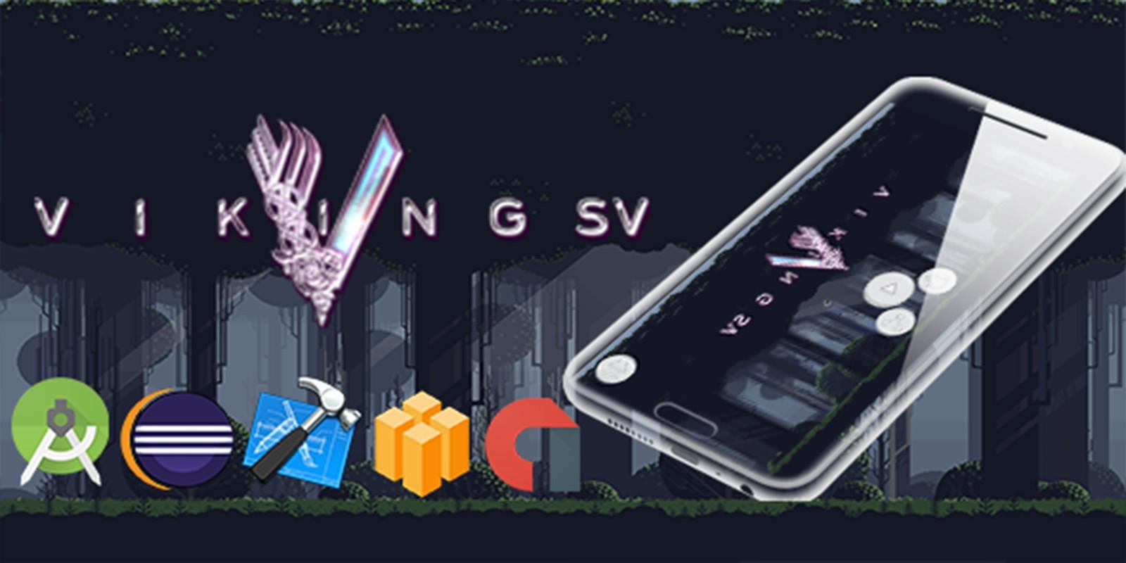 Vikings Pixel Pro Template Buildbox