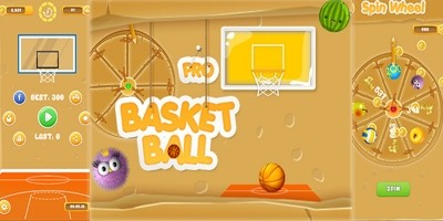 Basket Ball Pro - Unity Project
