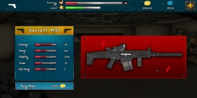 Action Shooting UI 3
