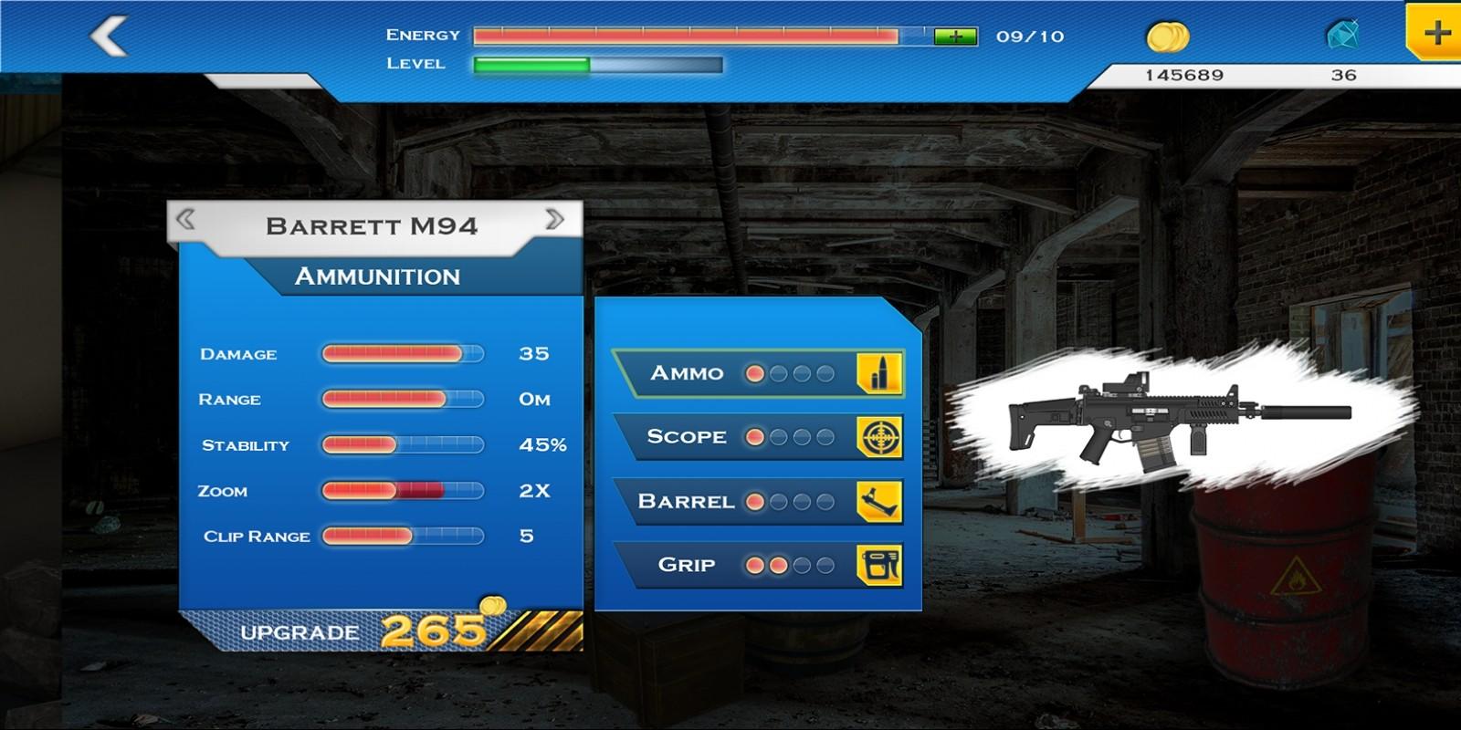 Action Shooting UI 4