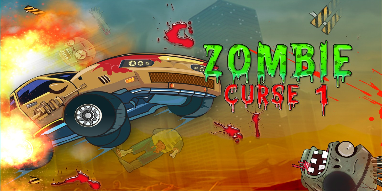 Zombie Curse 1 Complete Unity Project