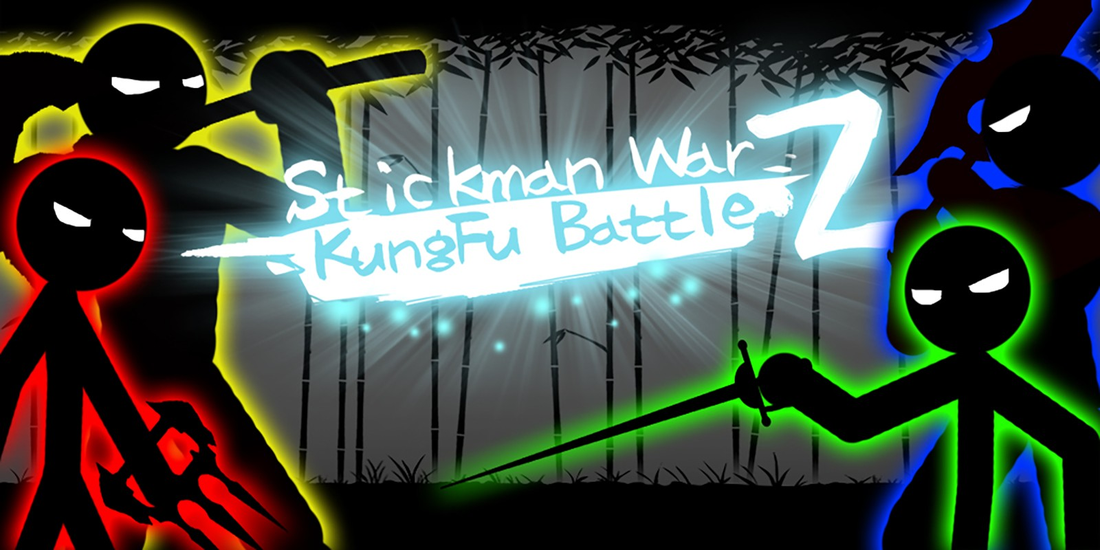 Stick Fight Shadow Warrior Unity Project