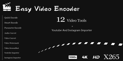 Easy Video Encoder PHP