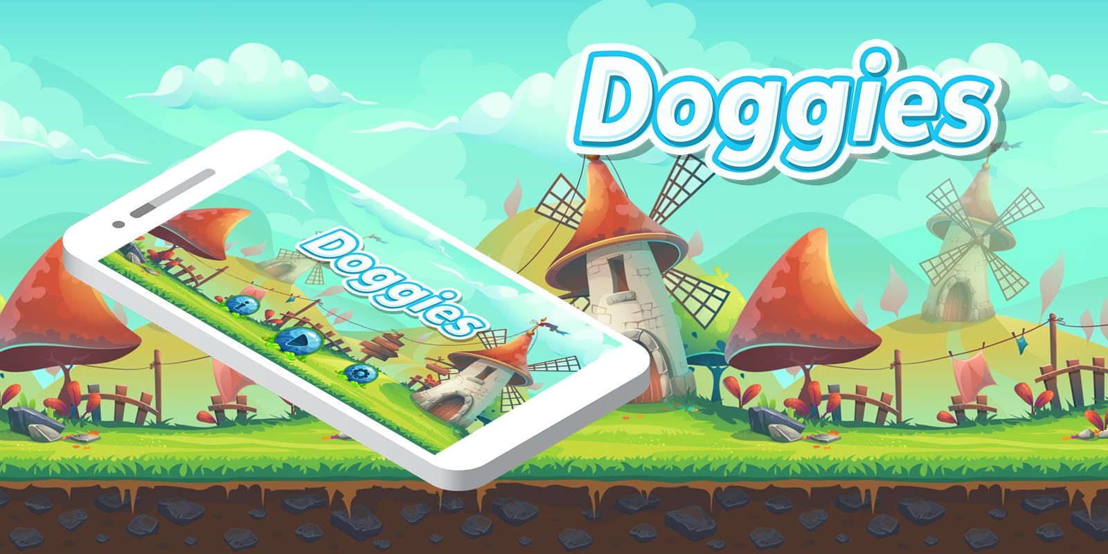Doggies Buildbox Template