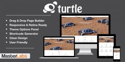 Turtle - Responsive Wordpress Theme