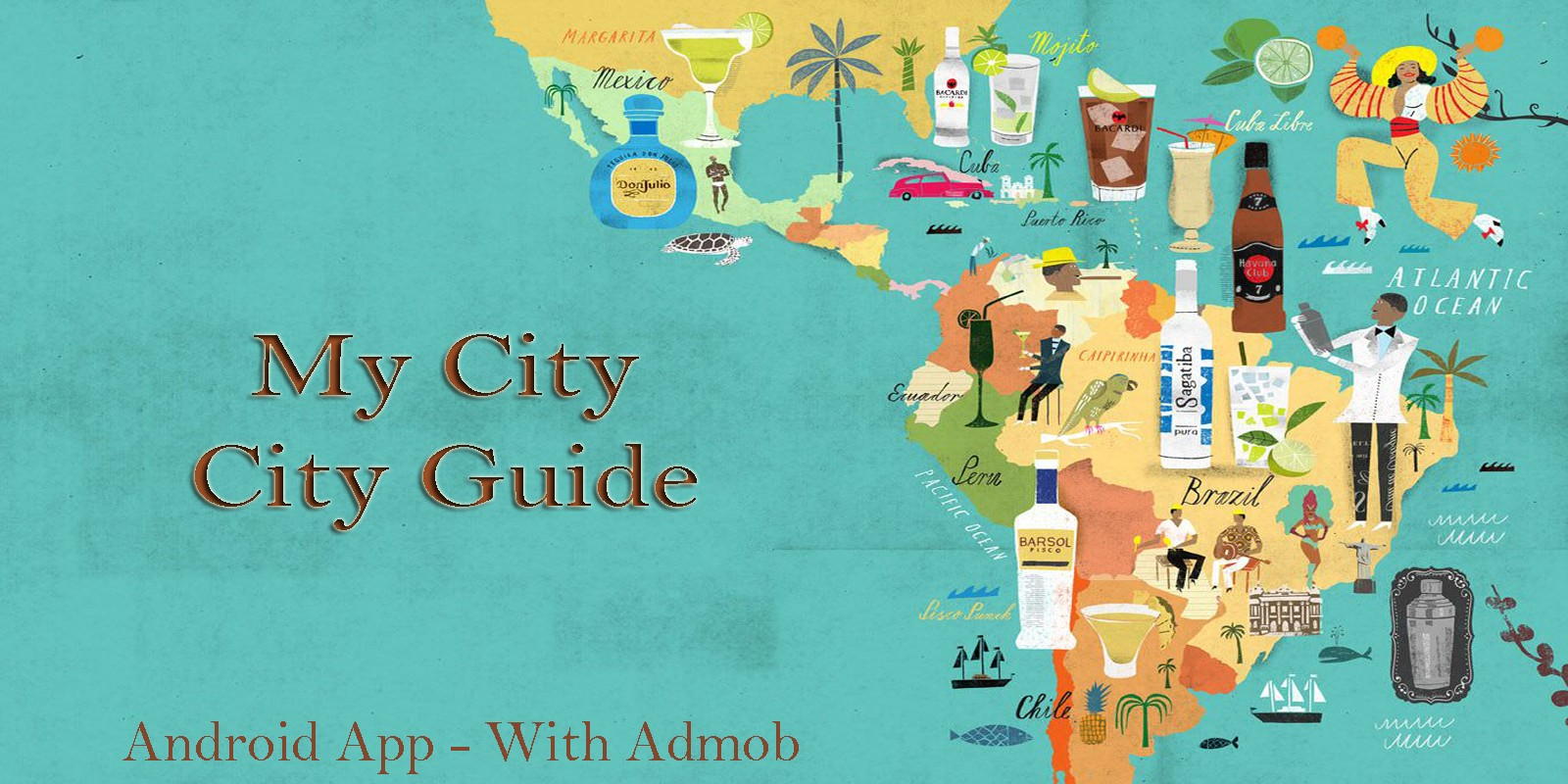 My City - City Guide Android Source Code