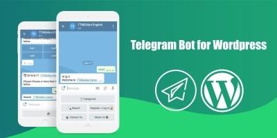 Telegram Bot For Wordpress Plugin