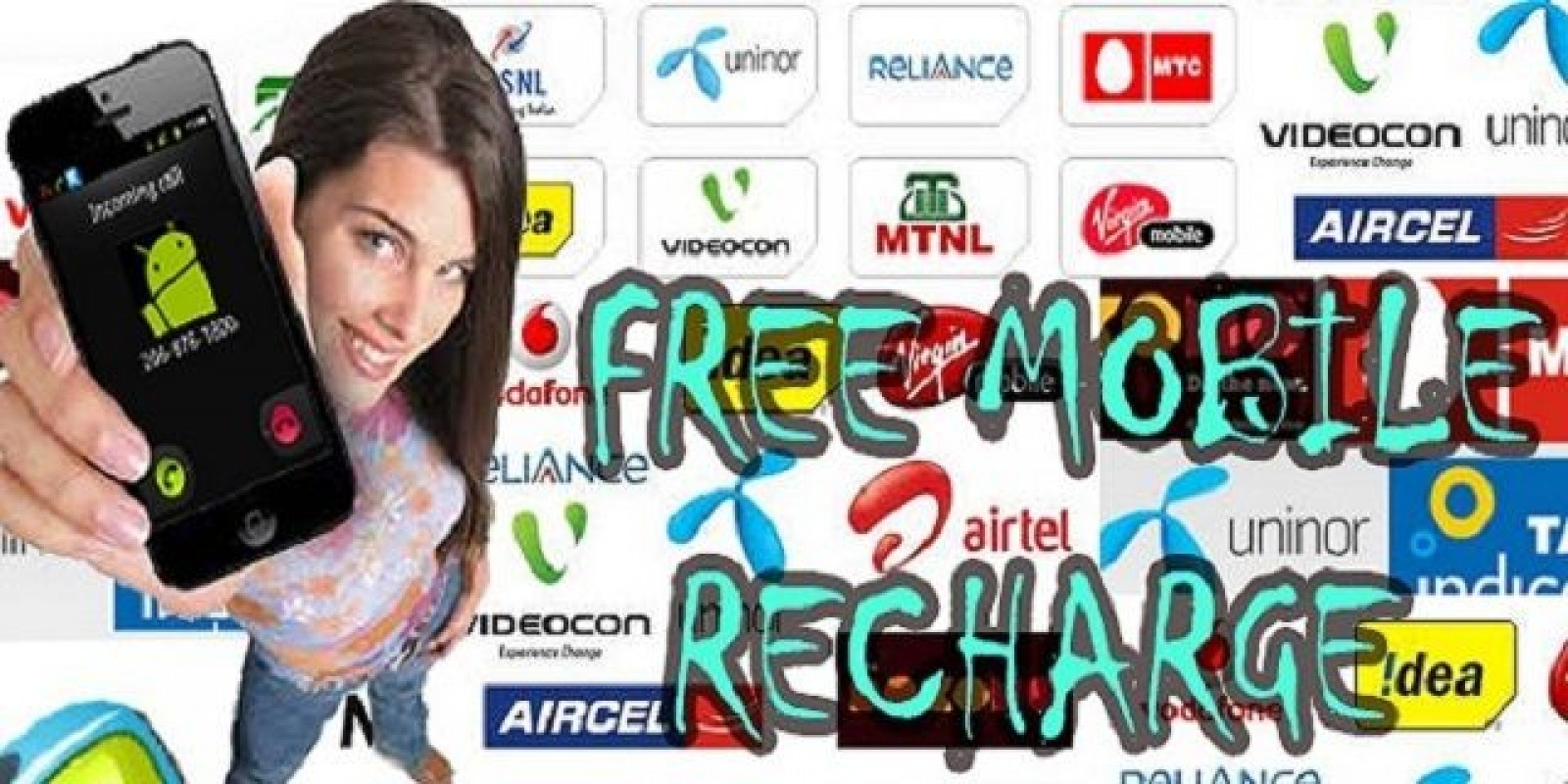 Free Recharge Mobile - Android Source Code