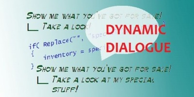 Dynamic Dialogue - Unity Source Code