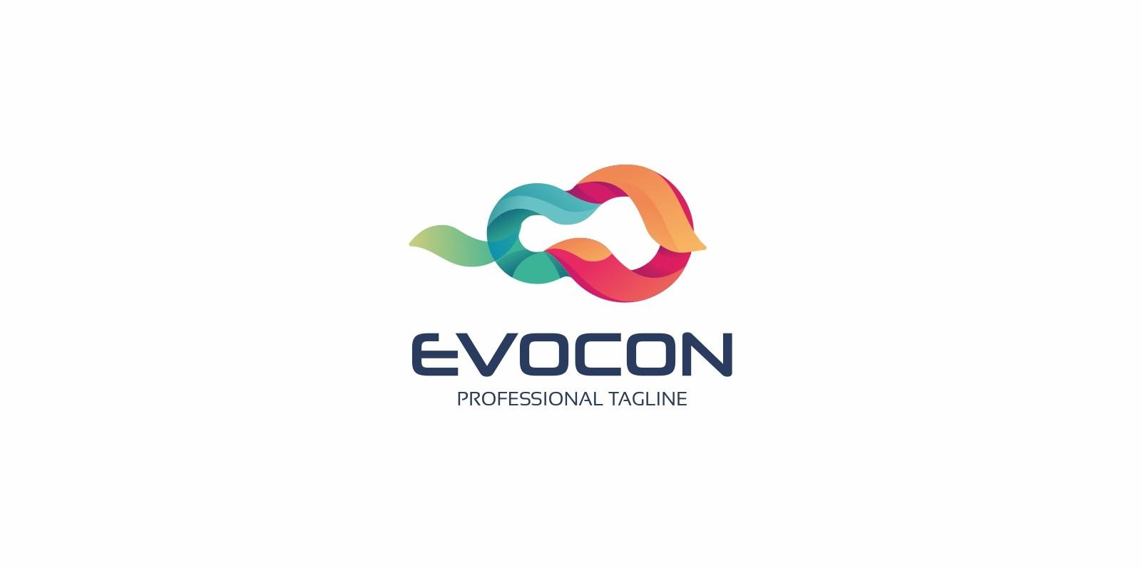 Evocon Infinity Logo Template