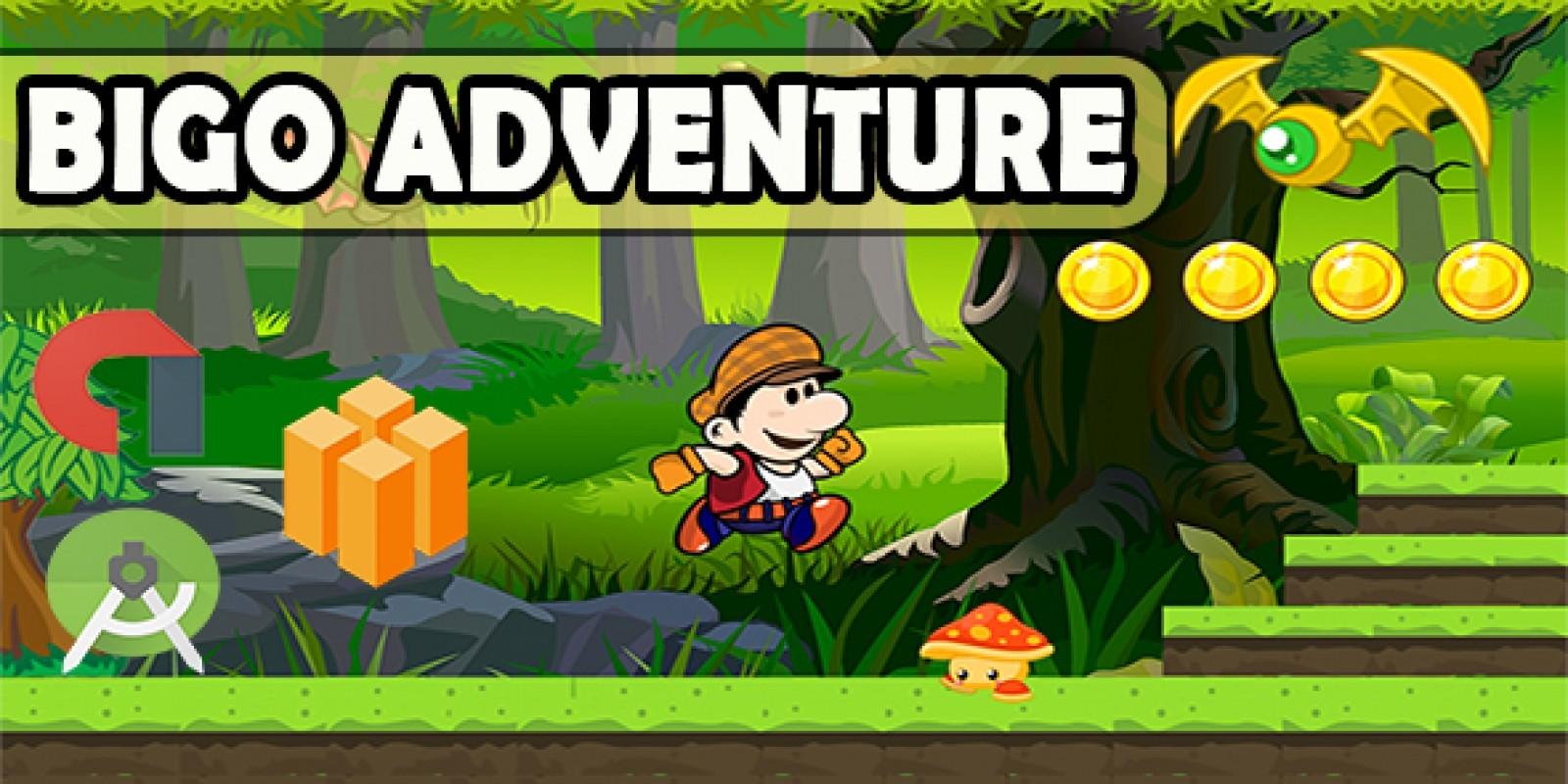 Bigo Adventure BuildBox Game Template
