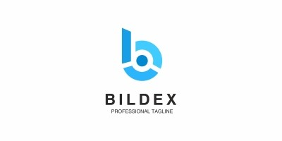 Bildex - B Letter Logo