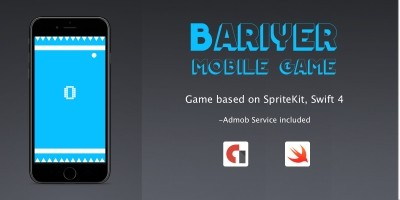 Bariyer iOS Game Source Code