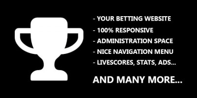 Tipster Betting Script PHP