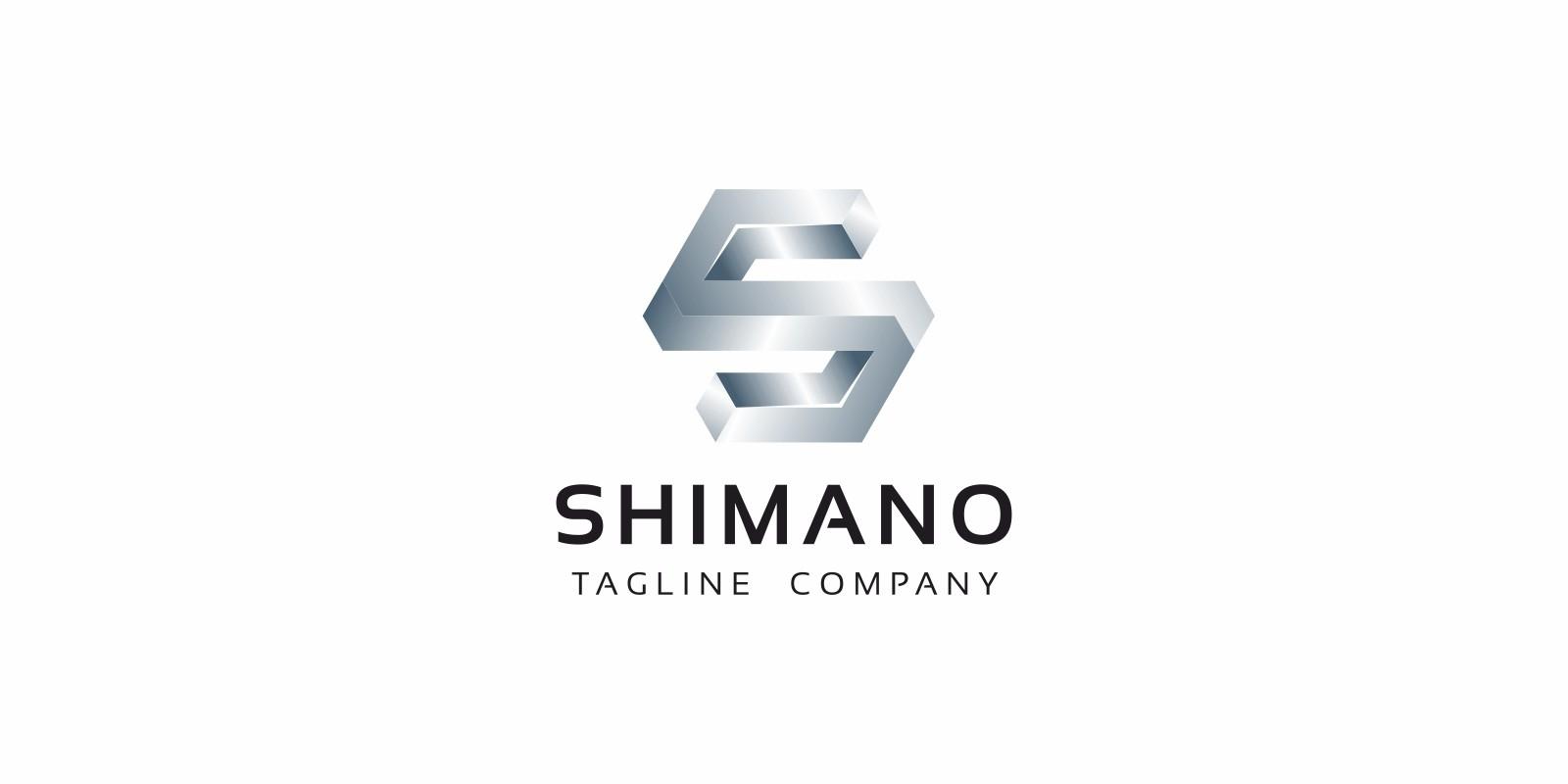 Shimano S Letter Logo