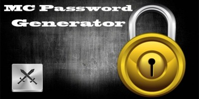 MC Password Generator PHP Script