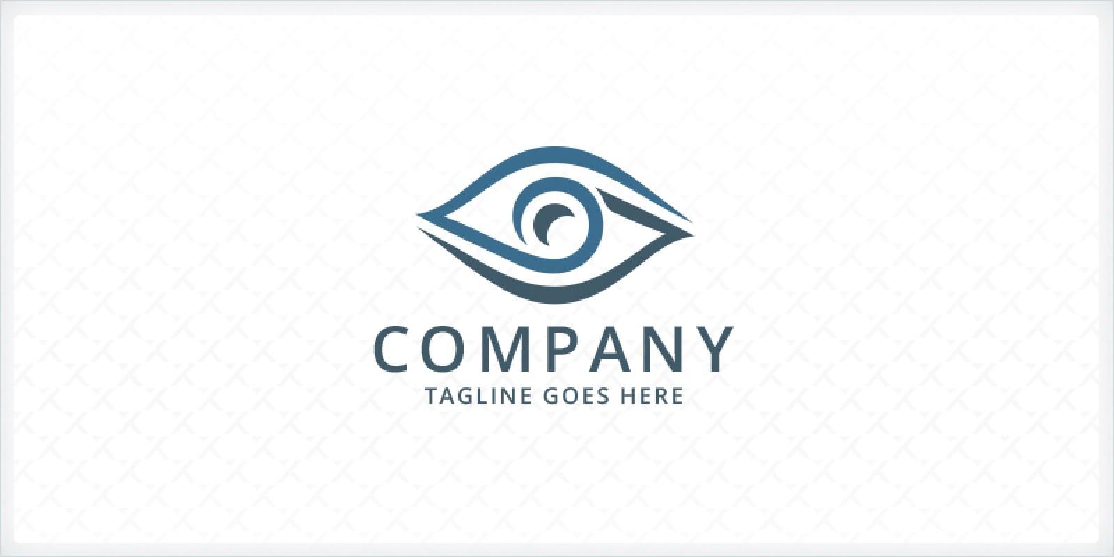 Optician - Eye logo