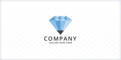 Diamond Pencil Logo