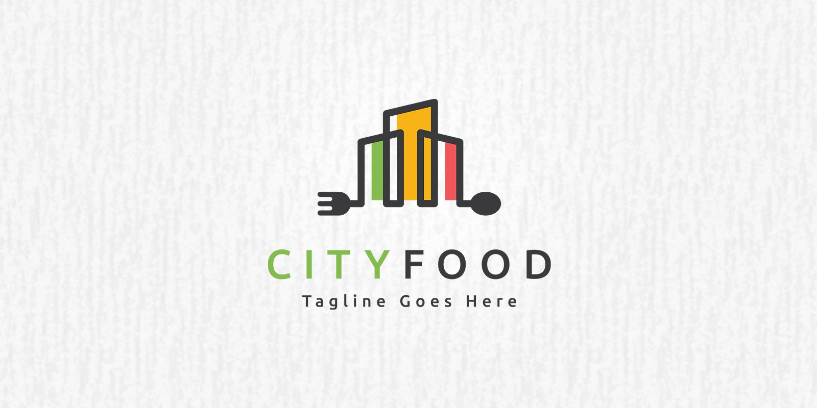 City Food Logo