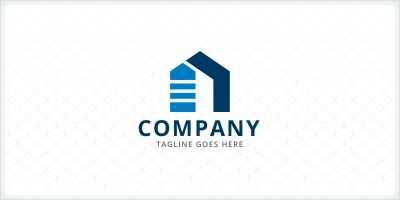 Home - Real Estate Logo