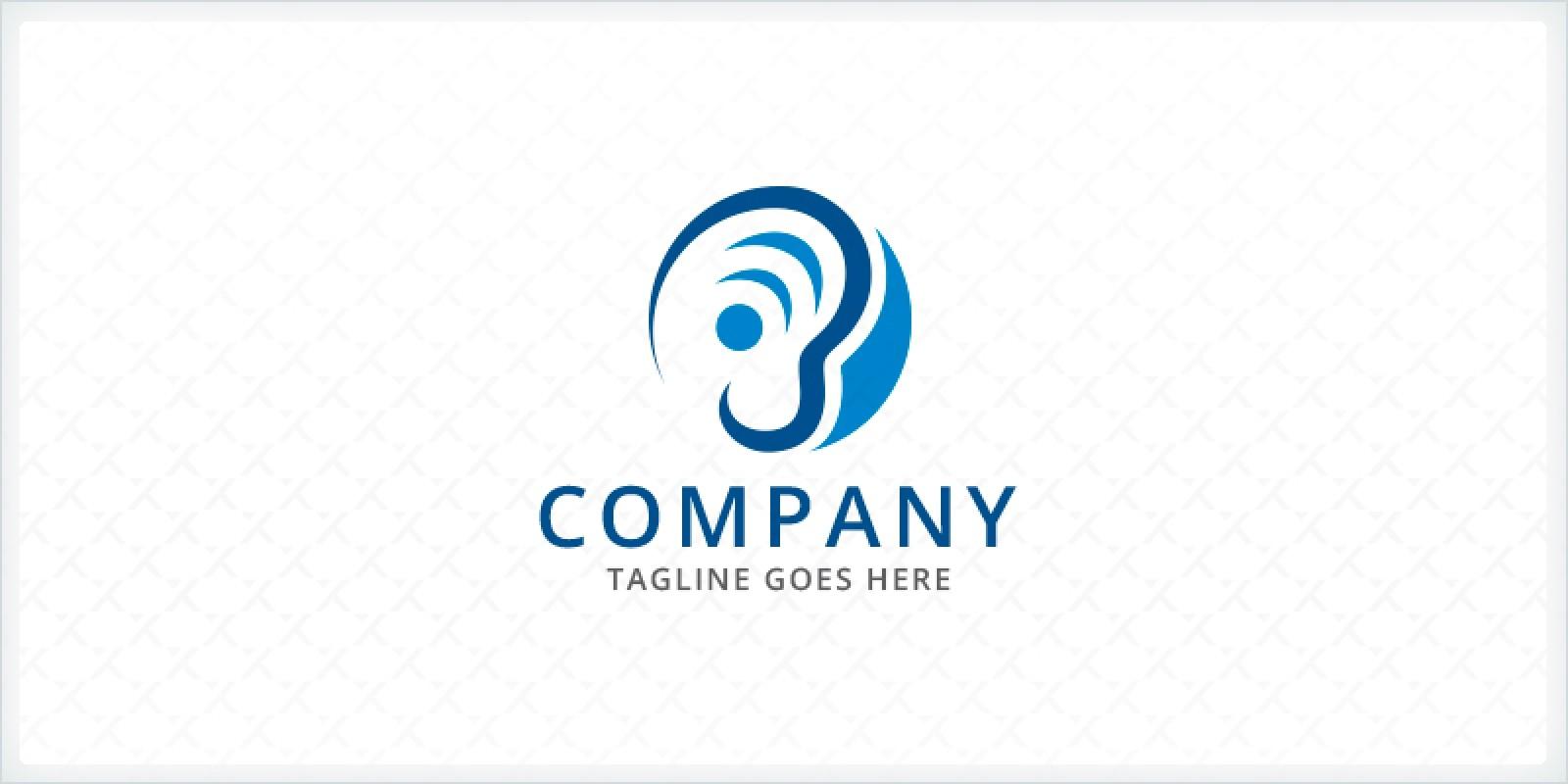 Hearing Logo