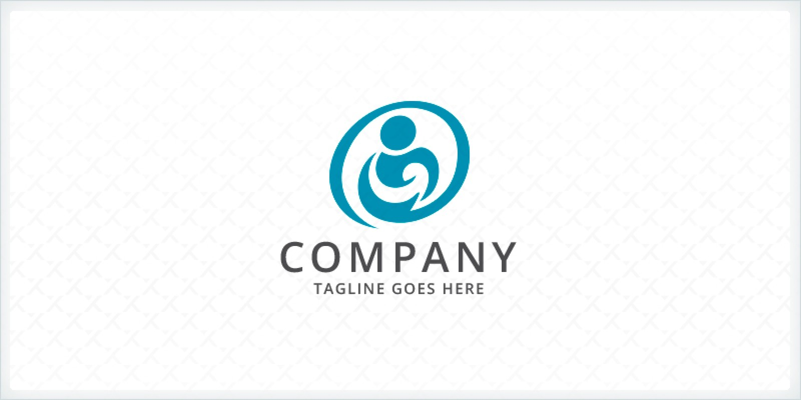 Mother Baby - Breastfeeding Logo