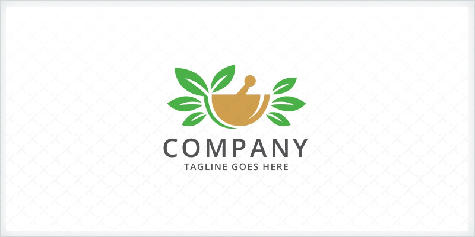Mortar and Pestle - Pharmacy Logo