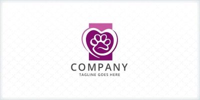 Veterinary Clinic Logo