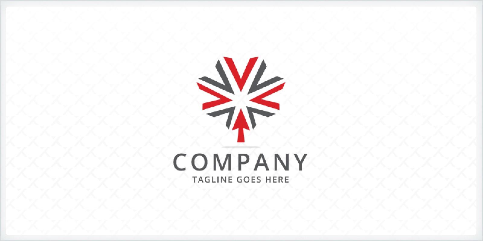 Maple Leaf - Click Logo