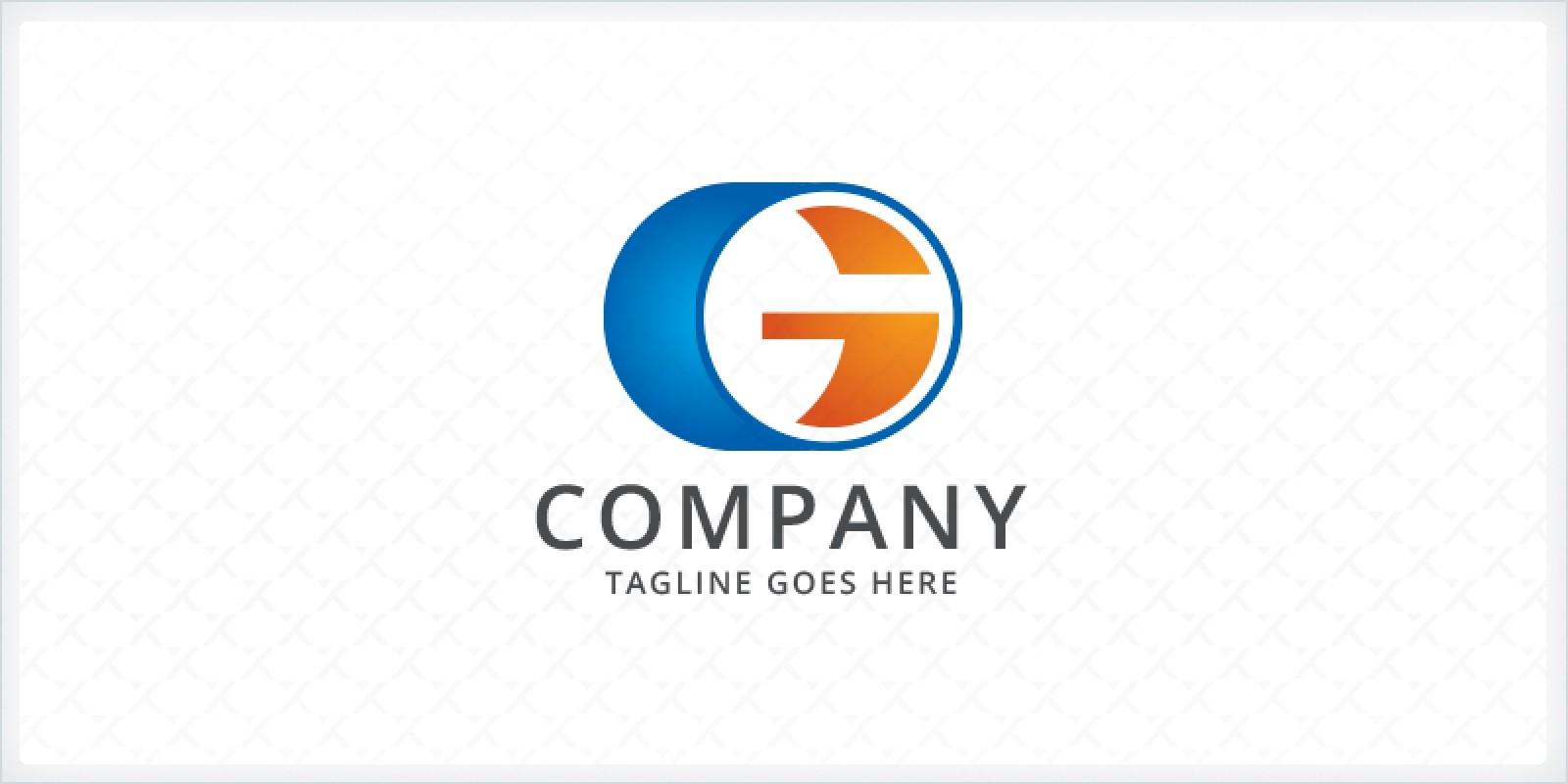 Letter G - Plumbing Logo