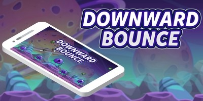 Downward Bounce Buildbox Template