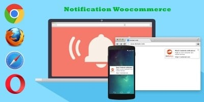 Push Notification For WooCommerce